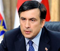 Саакашвили определил дату «примерных» выборов