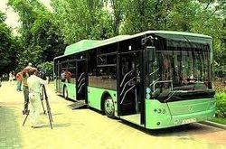 Экологические автобусы