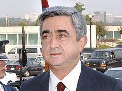 Сердж Саргсян
