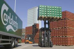 Выросли акции Carlsberg, владельца «Балтики»