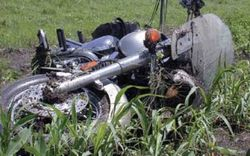 Нетрезвый мотоциклист сбил четверых детей