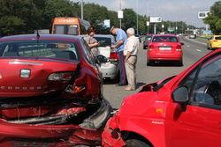 Названы самые опасные автотрассы Украины в нынешнем году