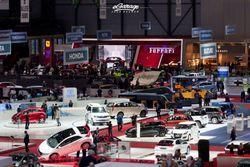 Сегодня открывается Детройтский автосалон