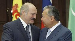 Лукашенко предложил властям Киргизии перевести пенсию Бакиеву