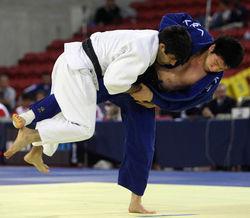 Как проходит чемпионат Азии по дзюдо?