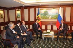 Газовые переговоры России и Молдовы закончились ничем