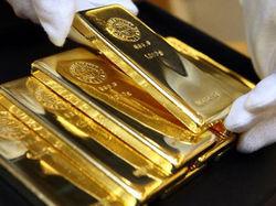 Инвесторам: золото сегодня может тестировать 1600 долларов за унцию