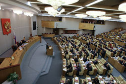 Госдума приняла в первом чтении законопроект о миллионных штрафах за митинги