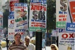 Греция готовится к всеобщей забастовке