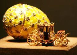 В Москве похитили яйцо Фаберже