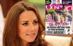 Французский журнал обещает фото обнаженной супруги принца Уильяма