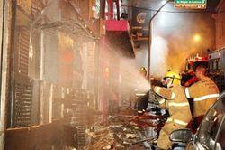 Сильный пожар в бразильской Санта-Марии. ТОП трагедий современности