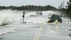 """США с горем пополам пережили ураган """"Сэнди"""""""