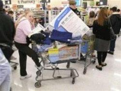 В США в предпраздничный сезон продажи выросли на 3 процента