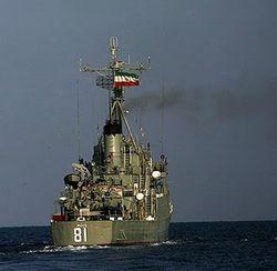 Визит военных иранских кораблей в Судан - предупреждение Израилю?