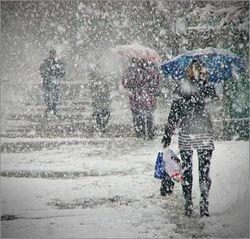 Запад Украины в снегу: МЧС спасает людей из снеговых ловушек