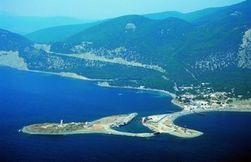 Сразу два землетрясения произошли в Черном море, в 32 километрах от Алушты