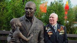 Умер Иван Одарченко, бывший прототипом памятника в Трептов парке в Берлине