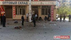 В YouTube появилось видео взрыва в Дагестане, убившего детей