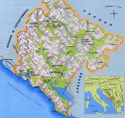 Черногория - окно в Европу для азербайджанских инвесторов