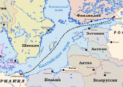 8 ноября Европа получит российский газ, минуя Украину