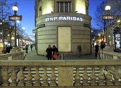 BNP Paribas больше не интересуется продуктами питания