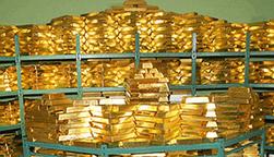 Беларусь наращивает золотовалютный резерв