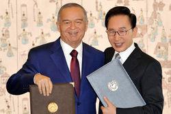 Узбекские рабочие будут трудиться в Южной Корее официально