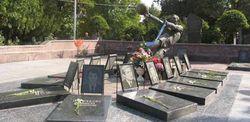 "В Ташкенте установили памятник команде ""Пахтакор"", погибшей в 1979 году"