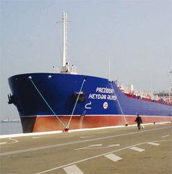 Азербайджан развивает Каспийское пароходство