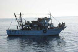 Вторая за неделю турецкая шхуна задержана у берегов Крыма