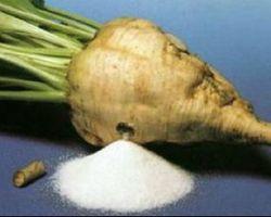 Более 4,3 млн. тонн сахара было произведено в России из свеклы