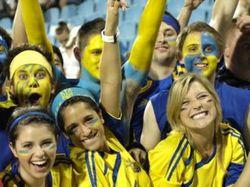 В день матча Украина – Франция будет дождь