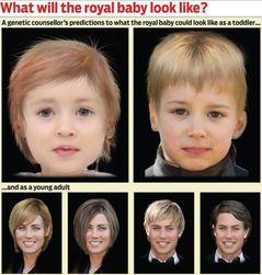 СМИ о подробностях пола ребенка в королевской семье Британии