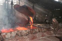 В Казахстане выросло производство продукции металлургии и машиностроения
