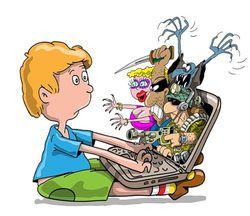 Способы обмана подростками своих родителей в Интернете