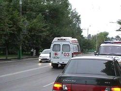 Северная Осетия: милиционер на своем BMW 320 попал в ДТП