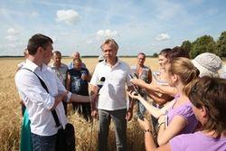 Украина резко увеличила экспорт зерна