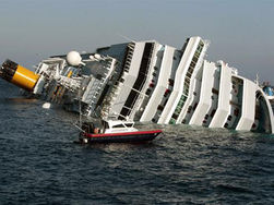Украинцам, выжившим при крушении Costa Concordia, нужно больше денег