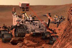 Марсоход Curiosity придет на помощь нефтяникам