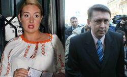 Мельниченко перенес свадьбу с ведущей Розинской