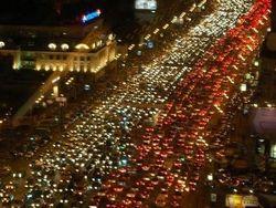 ТОП-10 европейских мегаполисов по автомобильным пробкам