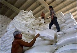 Таиландом занижены предыдущие прогнозы производства сахара