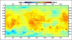 С помощью «Кассини» астрономы составили топографическую карту Титана