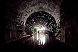 Под Босфором приступили к испытаниям самого глубоководного ж/д тоннеля