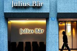 На 15 процентов свою годовую чистую прибыль нарастила Julius Baer Group