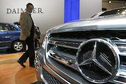 Для автомобилей Mercedes-Benz будут разработаны интернет-сервисы от Daimler и Deutsche Telekom