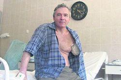 Мужчине, потерявшему руку из-за взрыва, выплатят 45 тыс. долл.