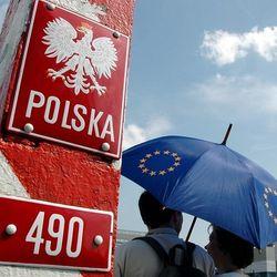 На польско-белорусской границе поймали алжирца-нелегала