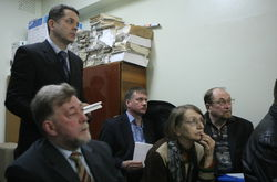 Снова был перенесен суд по делу о гибели Чорновила